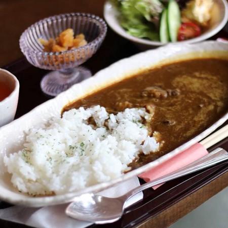 豊橋カフェ美味しいむっちゃんカレー