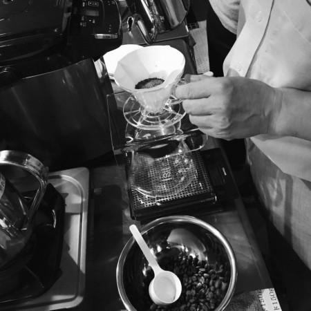 コーヒー 自家焙煎 KONO式