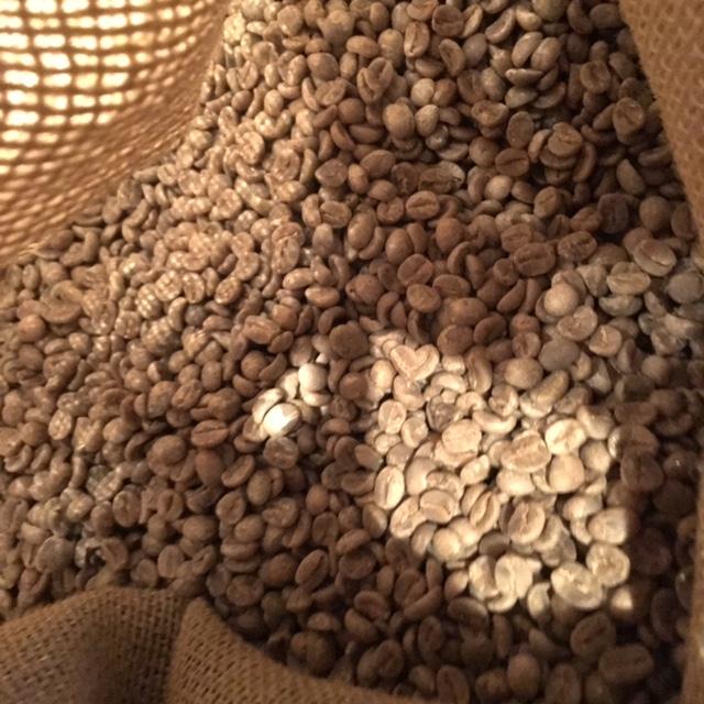 コーヒー麻袋